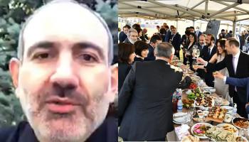 Никол Пашинян: О нарушении закона в Шуши бьют тревогу только азербайджанцы и какие-то круги