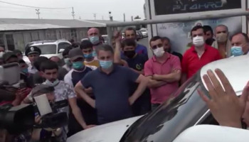 Никол Пашинян: Рынок «Меймандар» закрыт, есть задержанные