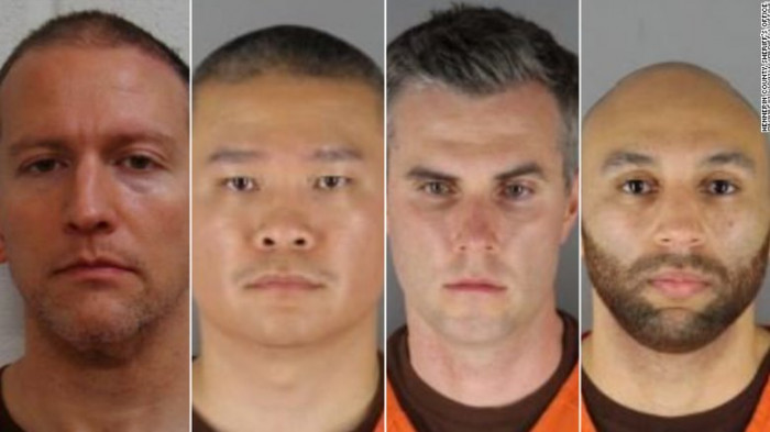 3 more cops charged in George Floyd death, other officer's murder charge upgraded