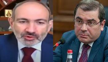 Никол Пашинян: В КГД в ближайшее время будут новые изменения