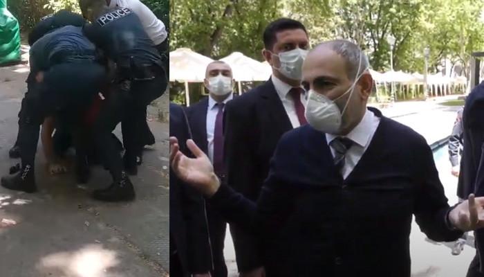Նիկոլ Փաշինյանը հրահանգել է փողոց դուրս բերել նախկինում սադիզմի դրսևորումներով աչքի ընկած ոստիկաններին
