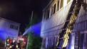 Գյումրիում երկհարկանի տուն է այրվել