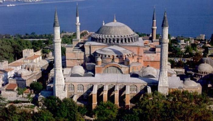 Թուրքիայում քաղաքացիների 73%-ը կողմ է Սուրբ Սոֆիայի տաճարը մզկիթի վերածելուն