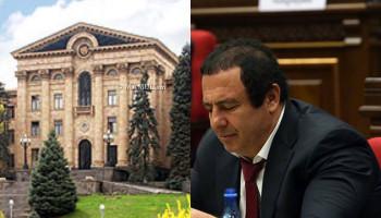 Мuhalif lideri Tsarukyan'ın dokunulmazlığının kaldırılması Ermenistan Parlamentosu'nun gündeminde