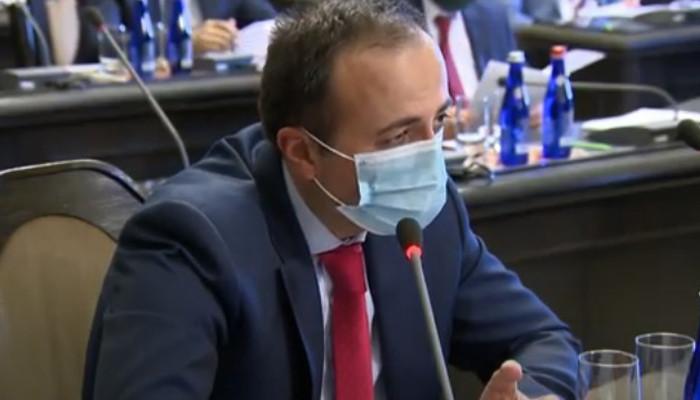 Арсен Торосян: 444 пациента находятся в тяжелом, а 131 пациент – крайне тяжелом состоянии