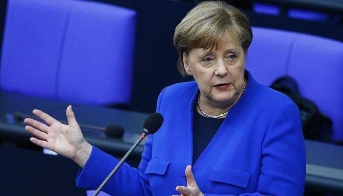 Меркель: пандемия показала, насколько уязвима Европа