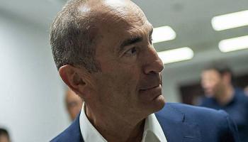 Ermenistan'ın ikinci cumhurbaşkanı kefaletle serbest bırakıldı