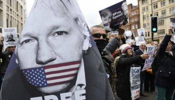 U.S. issues new indictment against #WikiLeaks founder Julian Assange