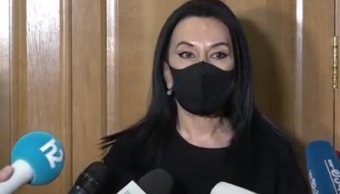 Наира Зограбян: Многих из наших сторонников продолжают приглашать в различные отделы СК и им задавать абсурдные вопросы
