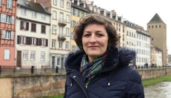 Ermeni Janna Barseghyan, Strasburg'un yeni Belediye Başkanı oldu