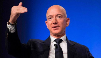 Jeff Bezos's wealth soars to $171.6 billion to top pre-divorce record