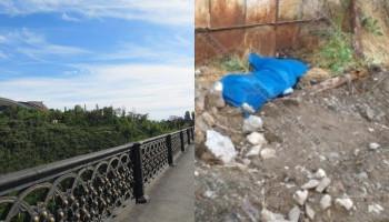 Լիբանանահայ տղամարդը ցած է նետվել Կիևյան կամրջից
