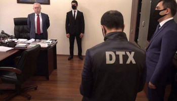 Ադրբեջանի հատուկ ծառայությունները ձերբակալել են ԱԳՆ երեք բարձրաստիճան պաշտոնյայի