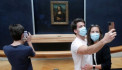 The Louvre has resumed work after quarantine