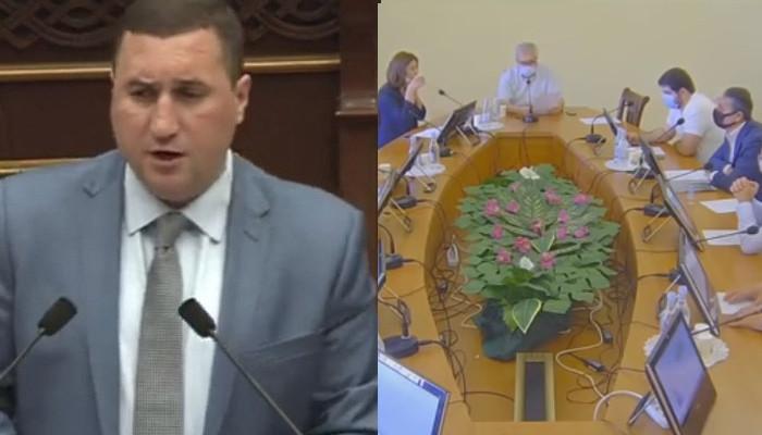 Андраник Кочарян: Заместитель министра обороны Армении Габриел Балаян заразился коронавирусом