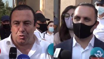 Գագիկ Ծառուկյանի պաշտպանական խումբը հայտարարություն է տարածել