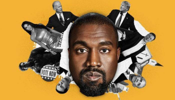 Kanye West reveals presidential platform in exclusive interview with #Forbes