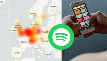 Spotify, other major iPhone apps crash after worldwide glitch
