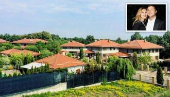Զելենսկին վաճառել է տունն ու ընտանիքի հետ տեղափոխվել «Կոնչա Զասպա» նստավայր