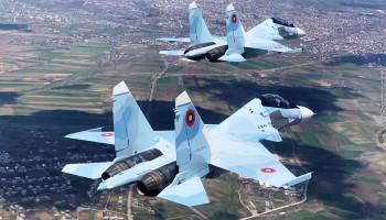 Դավիթ Տոնոյանը հանդիպել է ՌԴ առաջատար օդաչու-փորձարկողների հետ