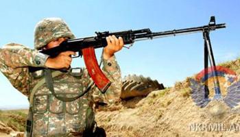 Минобороны Арцаха: ВС Азербайджана за неделю нарушили режим прекращения огня свыше 150 раз