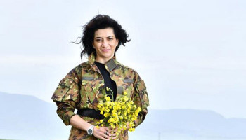 Armenian PM's wife addresses message to Azerbaijani women