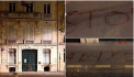 «Stop Aliyev», «No war» գրությունները հայտնվել են Փարիզում Ադրբեջանի դեսպանատան շենքի վրա