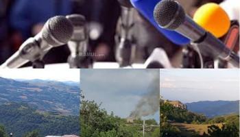 Ճեպազրույց Իջևանում՝ սահմանային իրավիճակի վերաբերյալ. ՈՒՂԻՂ ՄԻԱՑՈՒՄ