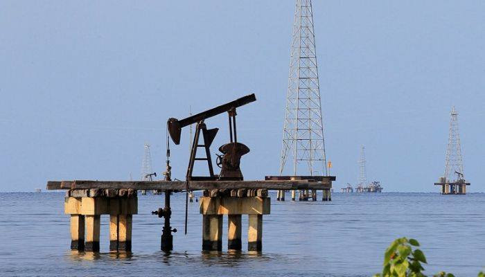 Цены на нефть марки #Brent выросли до 43,12 доллара за баррель