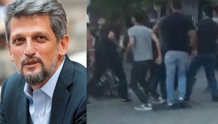 Kumkapı'da Ermenistanlı üç genç Azerbaycanlıların saldırısına uğradı