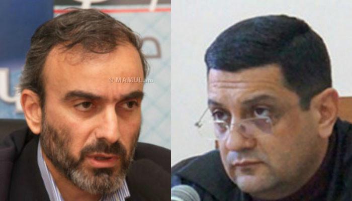 ՀՀ ՔԿ-ն պարզում է Սեֆիլյանի կողմից դատավոր Մակյանին զրպարտելու դեպքի հանգամանքները
