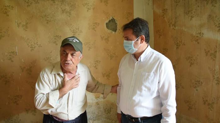 Այգեպարում հրետակոծված տներից մի քանիսն ամբողջությամբ վերականգնվել են