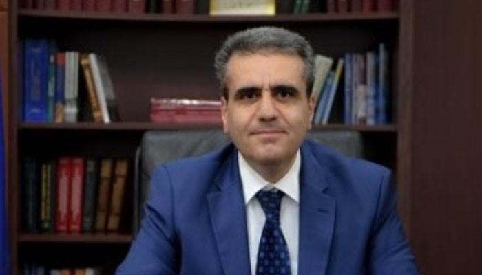 Ерванд Хундкарян избран кандидатом в судьи КС