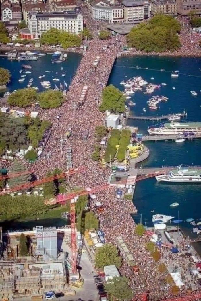 Բեռլինում մոտ 20 հազար մարդ է մասնակցել բողոքի ցույցին