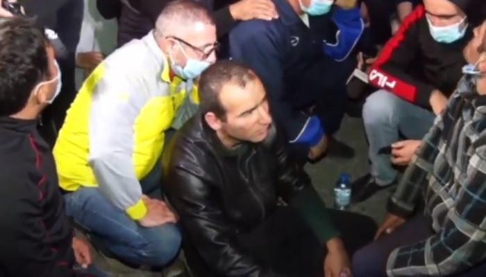 Ամուլսարում ոստիկանական ավտոմեքենան տրորել է քաղաքացիներից մեկի ոտքը