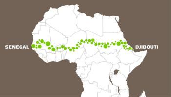 Սահարա անապատի ընդլայնումը կանխելու համար Աֆրիկայում կառուցում են «Մեծ կանաչ պատ»