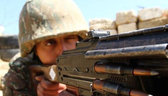 Ադրբեջանը շուրջ 2800 կրակոց է արձակել Արցախի ուղղությամբ