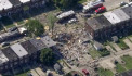 'Major gas explosion' in Baltimore leaves one dead and several others injured