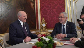 Президент Австрии не будет поздравлять Лукашенко с победой на выборах