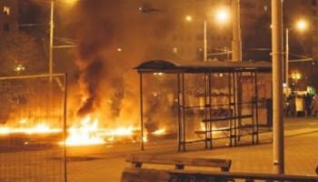 Բելառուսում բռնությունները շարունակվում են, Մինսկը կրակների մեջ է. նոր տեսաշարք