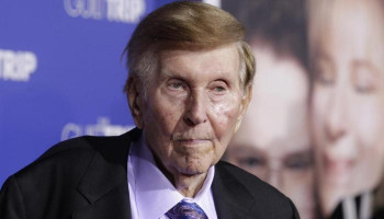 Sumner Redstone Dies at 97; Built Media Empire and Long Reigned Over It