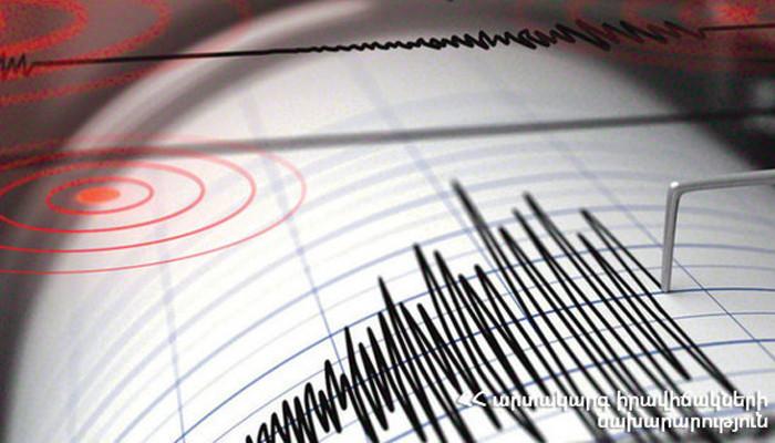 Թուրքիա-Իրան սահմանին գրանցված երկրաշարժն զգացել են նաև Հայատանում
