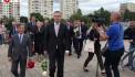 Բելառուսում ԵՄ երկրների դեսպանները ծաղիկներ են խոնարհել ցուցարարի սպանության վայրում