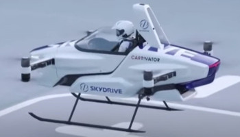 Tokyo flying car makes test flight with hopes of launch by 2023