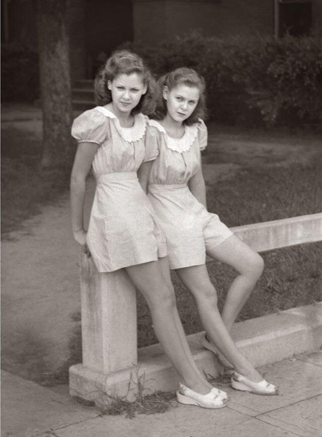 Ինչպես էին հագնվում 1940-ականների ամերիկացի դեռահասները