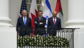 Israel signs accords with United Arab Emirates and Bahrain at White House ceremony