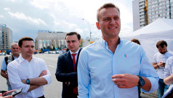 Media: Navalny nominated for Nobel Peace Prize