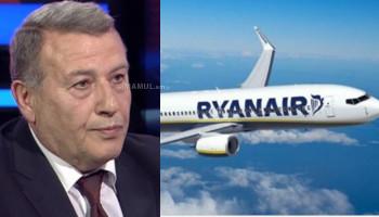 «#RyanAir-ն ինքնարժեքից ցածր գնով թռիչքներ չի կատարել». Հակոբ Ճաղարյան