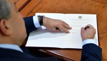 ՀՀ նախագահը պարգևատրել է մի շարք մշակութային գործիչների