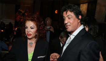Sylvester Stallone's mother Jackie passes away in her sleep at the age of 98